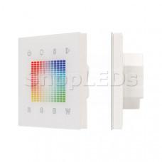 Панель Sens SR-2831S-AC-RF-IN White (220V,RGB,1зон