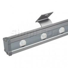 Светодиодный прожектор AR-LINE-1000L-48W-24V RGB-Warm3000 (Grey, 15x45 deg, DMX512)