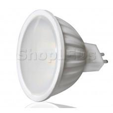 Светодиодная лампа YJ-MR16-7W (12V, 7W, 500 lm) (дневной белый 4000K)