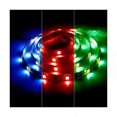 Открытая светодиодная лента SMD 5050 30LED/m IP33 12V RGB
