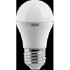 Лампа Gauss LED Elementary Globe 6W E27 2700K 1/10/50