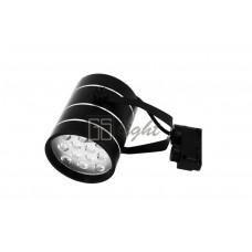 Светодиодный светильник SPOT для трека 12W ЧЁРНЫЙ Day White